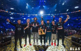 Avangar are the Blast Pro Series champions in Moscow