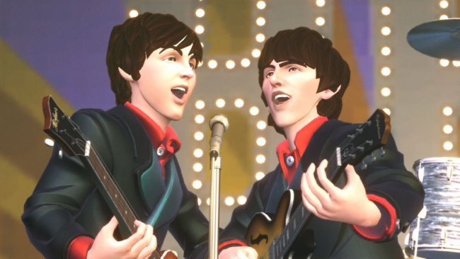 Harmonix on The Beatles: Rock Band