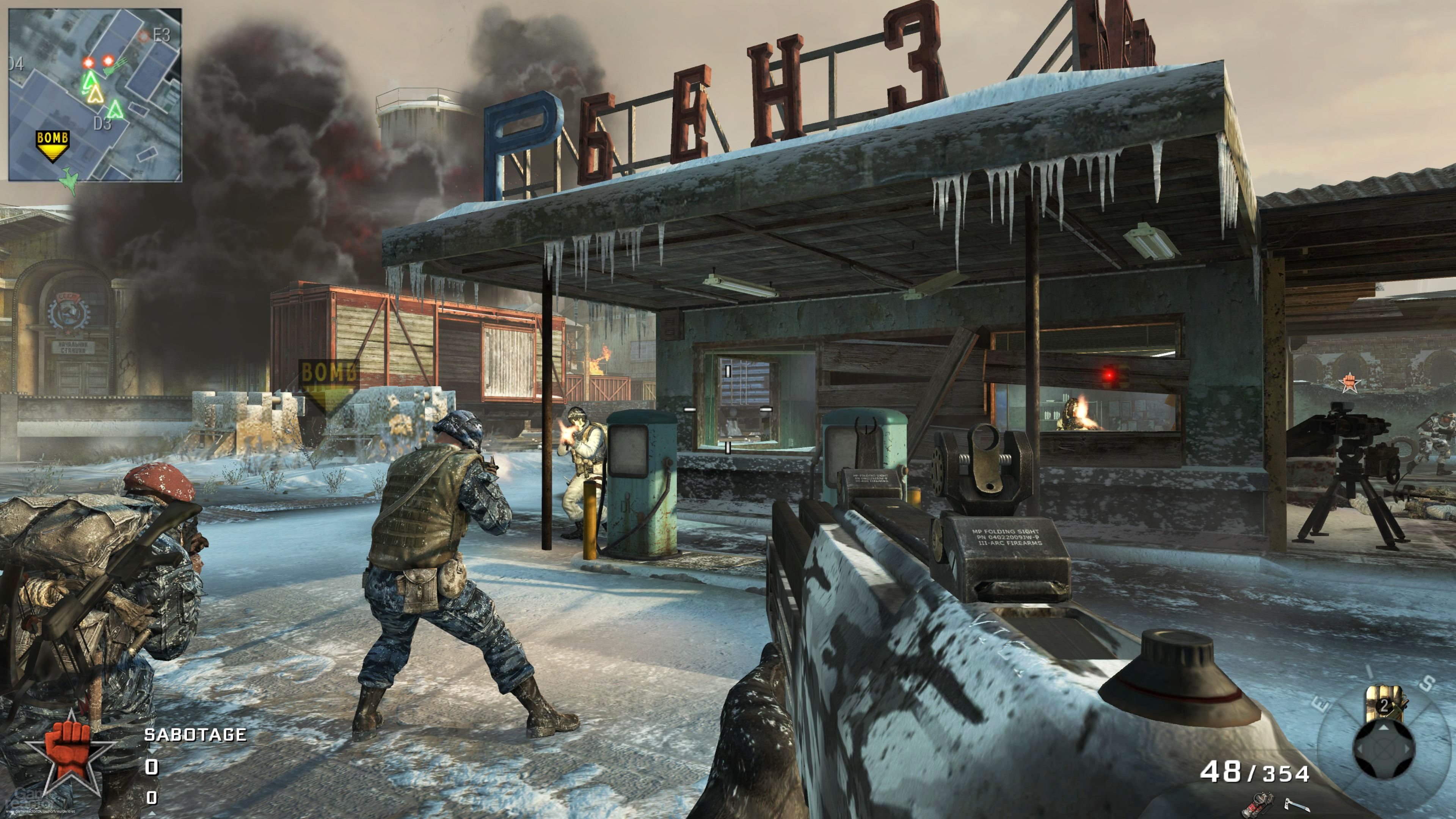 Pictures of Black Ops expansion out now 2/14
