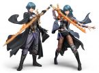 Super Smash Bros. Ultimate adds Byleth to the roster
