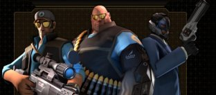 Team Fortress 2 goes Deus Ex