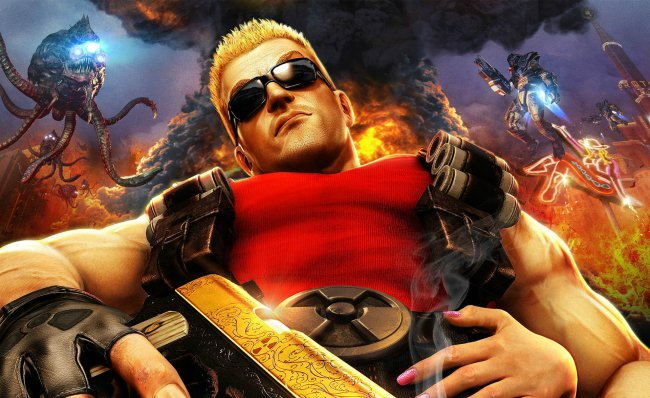 Could a new Duke Nukem game be on the way?