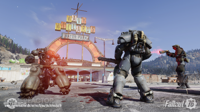 Fallout 76 - One Month After The Vault Doors Opened