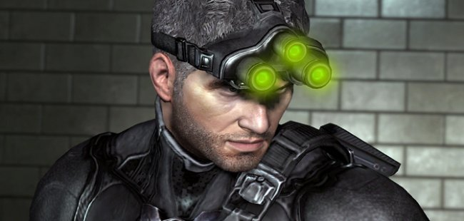 Italian voice actor for Sam Fisher appears to tease Splinter Cell
