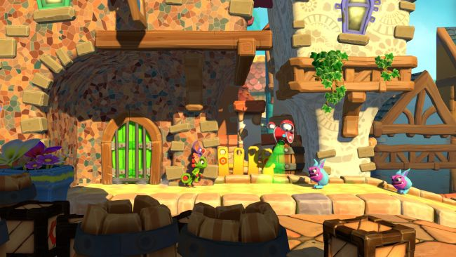 Yooka-Laylee and the Impossible Lair - Gamescom Impressions