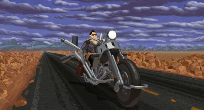 Full Throttle: Remastered