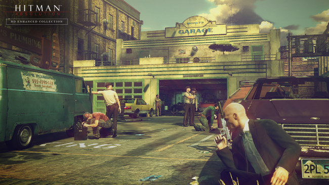 Ioi Explains Changes In Hitman Hd Enhanced Collection