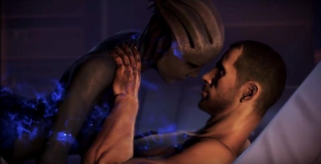 Gaming's Defining Moments: Sex & Romance in Mass Effect