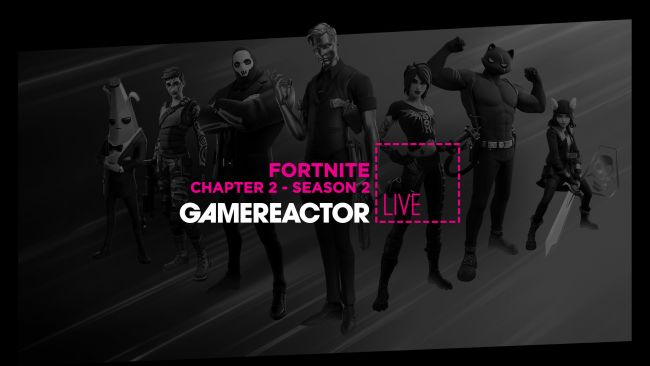GR Live: We're diving into Season 2 of Fortnite Chapter 2