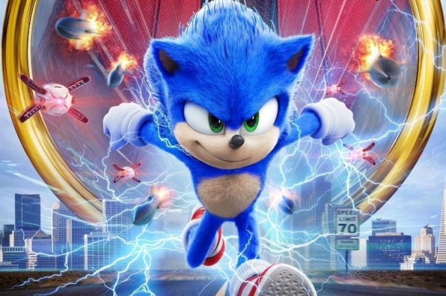 Sonic the Hedgehog 2 filming is finished