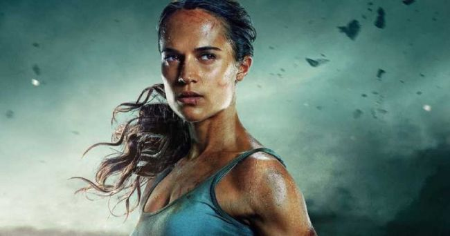 The sequel to the Tomb Raider movie is delayed