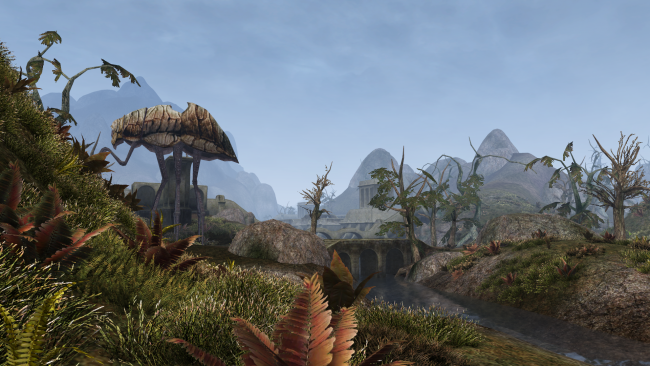 New mod uses AI to make Morrowind look better