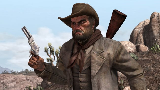 Games of the Last Decade - Red Dead Redemption