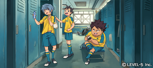 Level-5 unveils Inazuma Eleven Ares series and game