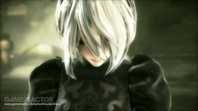 Nier: Automata trailer reveals arsenal and release date on PC