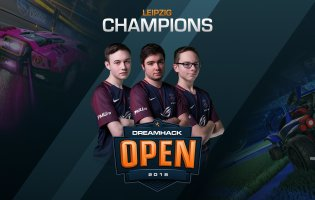 PSG win DreamHack Leipzig's Rocket League competition