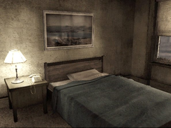 Pictures Of Silent Hill 4 The Room 10 66