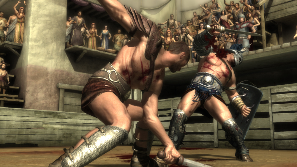 Ubisoft spartacus legends.