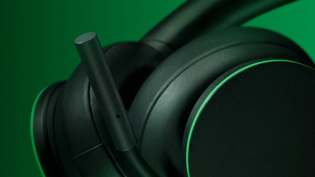 Xbox Wireless Headset was revealed in an easter egg last year