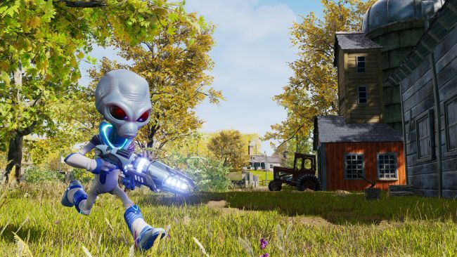 Could a remaster of Destroy All Humans! 2 be on the way?
