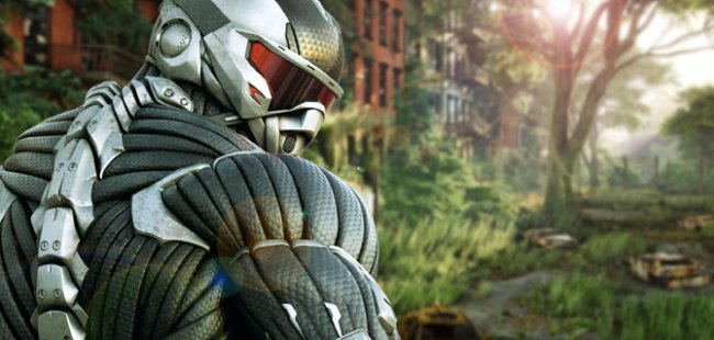 Crysis Remastered destructible aspect on Switch shown