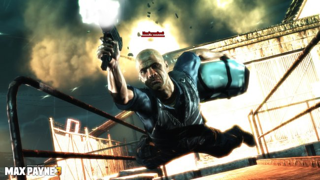 Max Payne 3 Mugshots