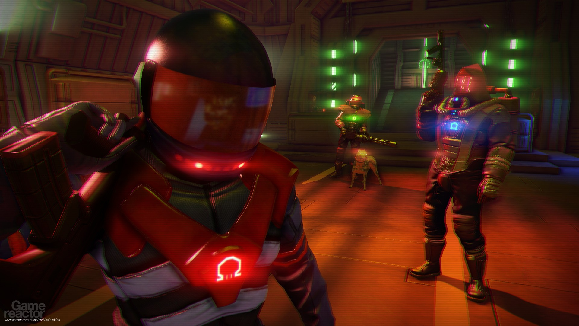 Pictures of Far Cry 3: Blood Dragon gets trailer, screens 2/8