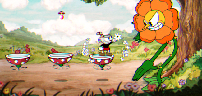 Just one more go with Cuphead