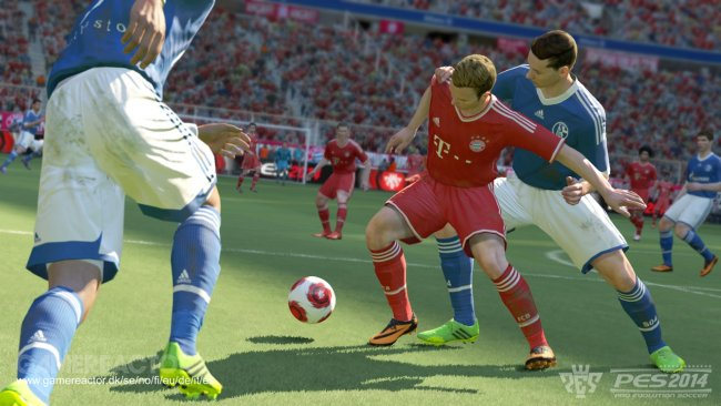 Pro Evolution Soccer 2014 CRACKED-3DM