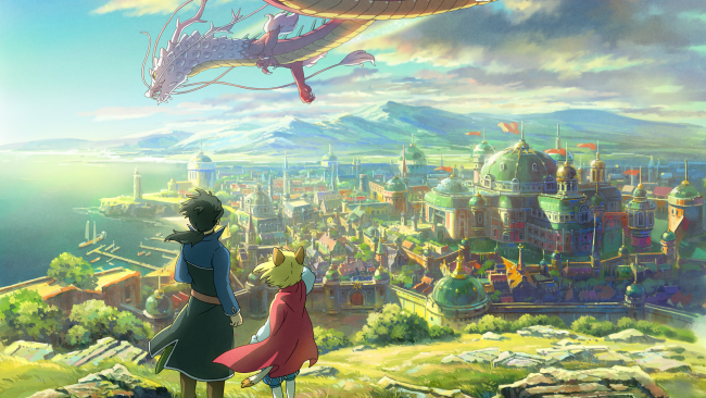 GOTY 18 Countdown - Ni no Kuni II: Revenant Kingdom