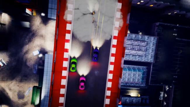 New mode turns GTA V into Micro Machines