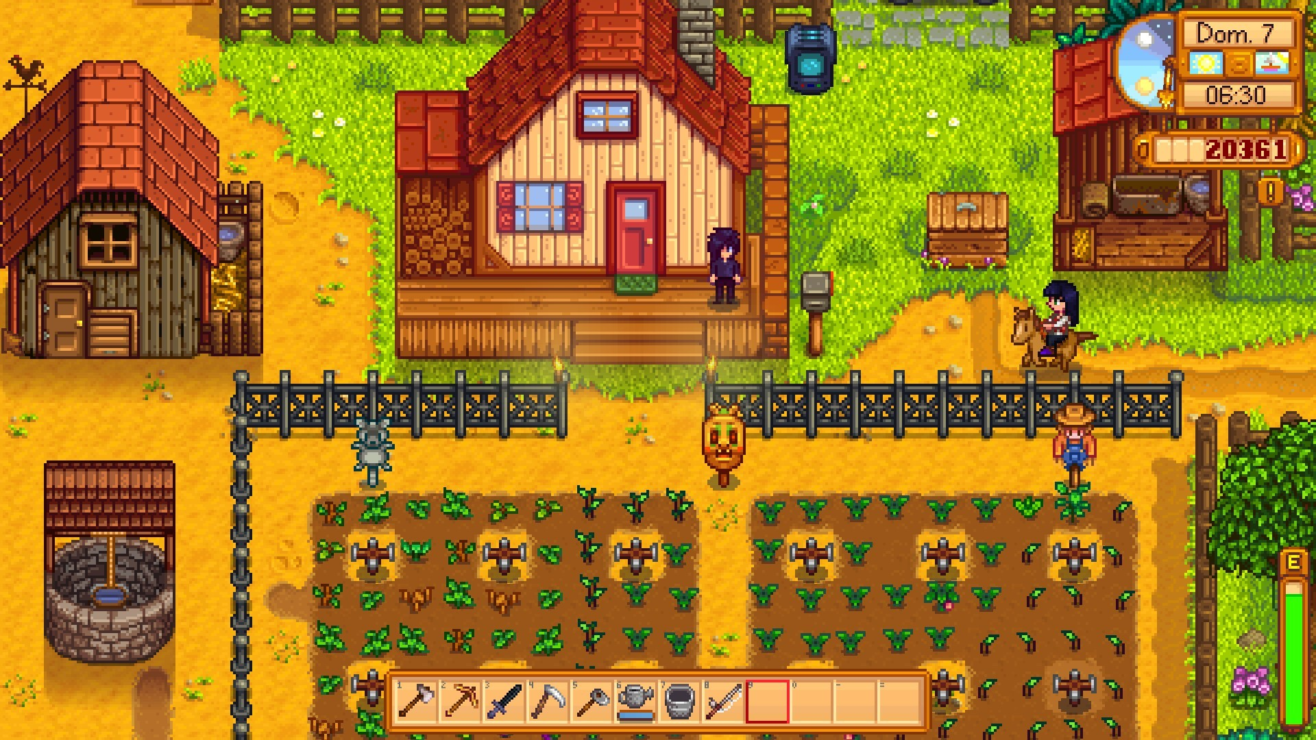 Stardew Valley lands on Android on March 14