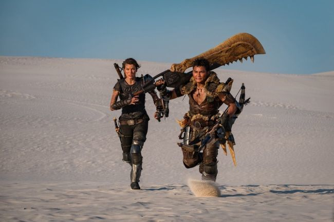 The Monster Hunter film has reportedly been delayed