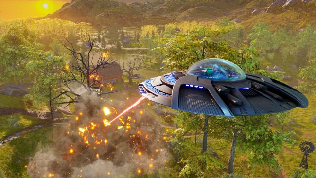 New Destroy All Humans! trailer celebrates Dependence Day