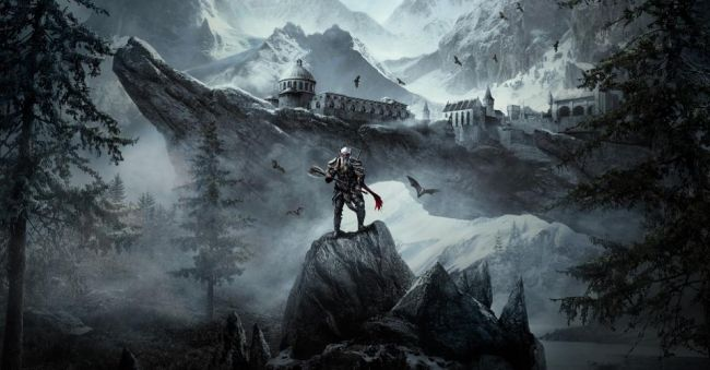 Returning to Skyrim - The Elder Scrolls Online: Greymoor