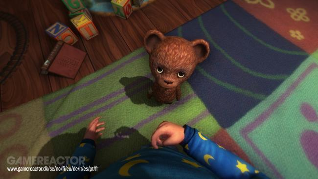 Among the Sleep getting Enhanced Edition in May