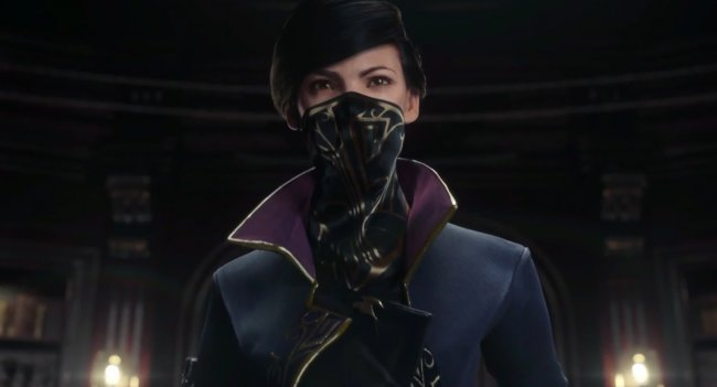 Emily gets sneaky in new Dishonored 2 gameplay