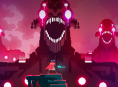 Wii U version of  Hyper Light Drifter in limbo
