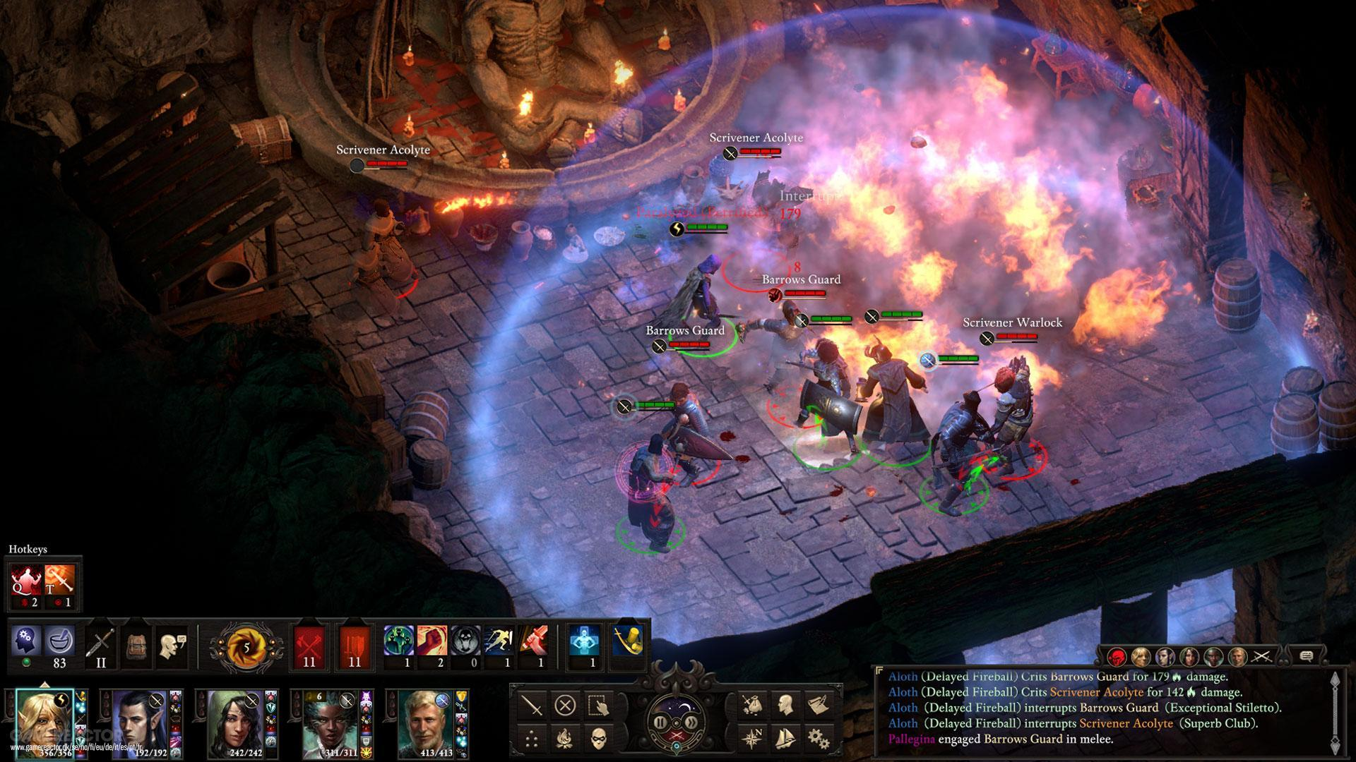 Pillars Of Eternity 2 Deadfire Meant To Be The Same Great World