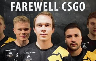 Rumour: Dignitas' CS:GO roster to sign with F.C Copenhagen