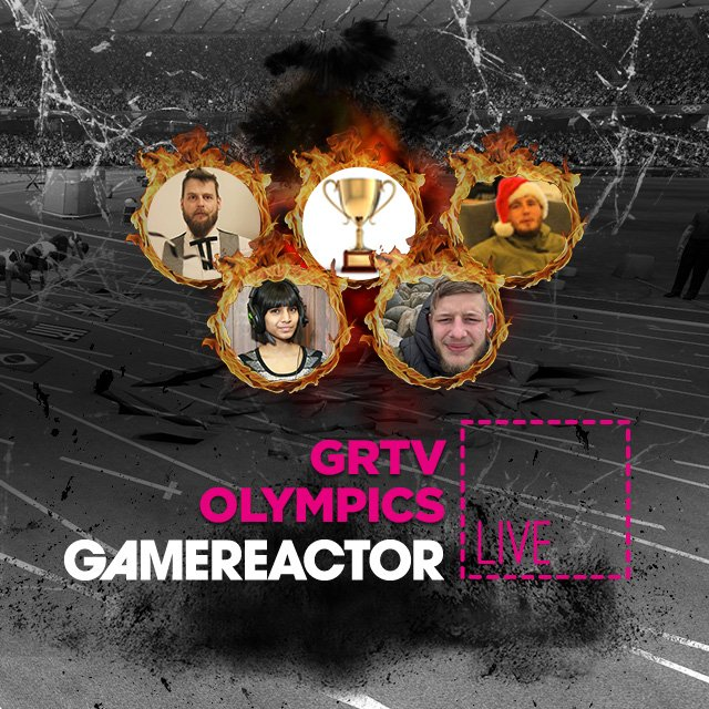 Today on GR Live: Gamereactor Olympics Returns!