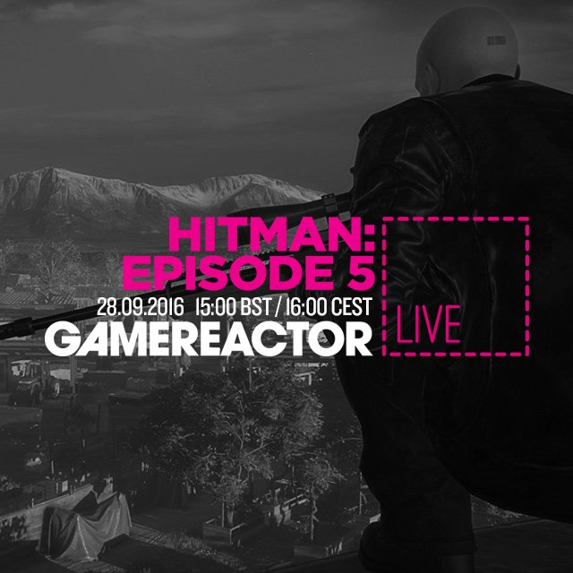 Today on GR Live: Hitman: Colorado