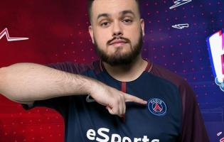 PSG Esports bring RocKy into their FIFA team