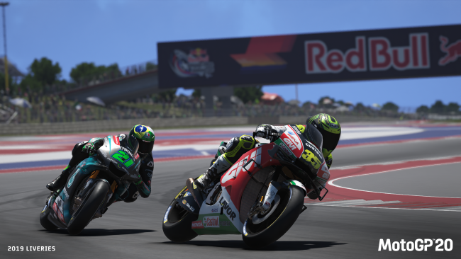 MotoGP 20 managerial career main features revealed