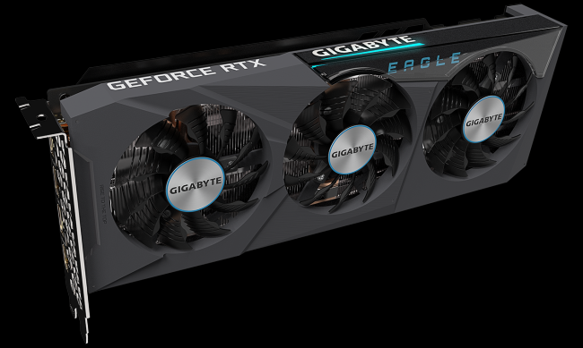 RTX3060TI cards from Gigabyte spotted