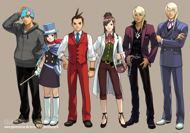 Apollo Justice: Ace Attorney release date revealed