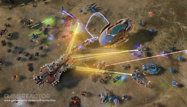 Ashes of the Singularity - Early Access Impressions