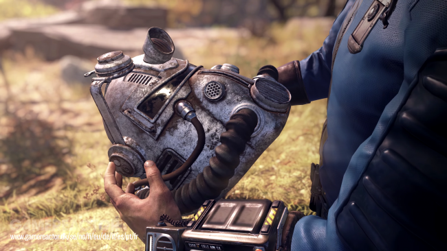 Howard on Fallout 76: