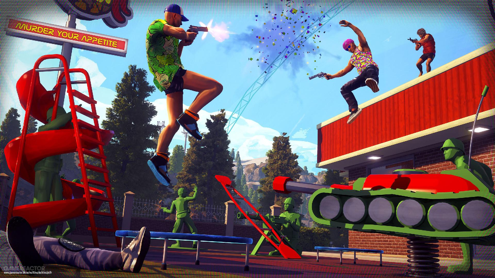 Radical Heights Has More Players Than Lawbreakers Ever Did