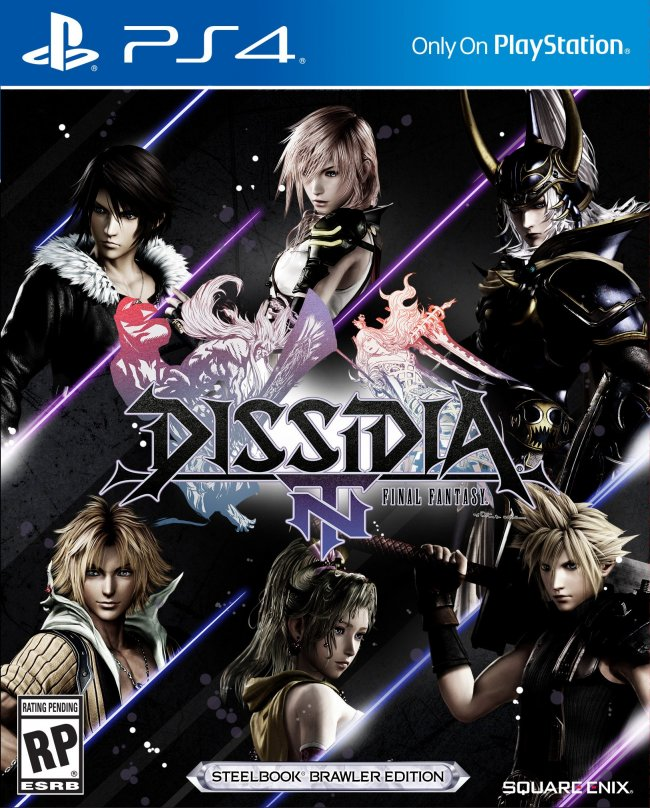 Dissidia: Final Fantasy NT releasing in NA on January 30